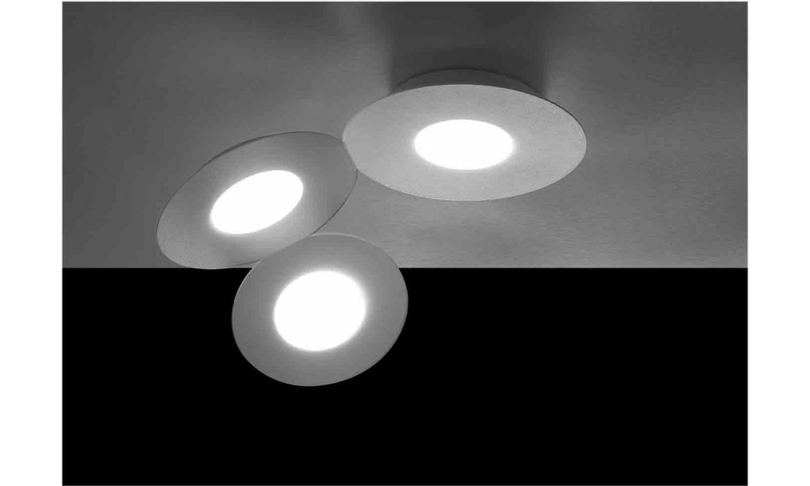 Plafoniere Led Moderne : Cattaneo mickey deckenleuchte moderne lampe