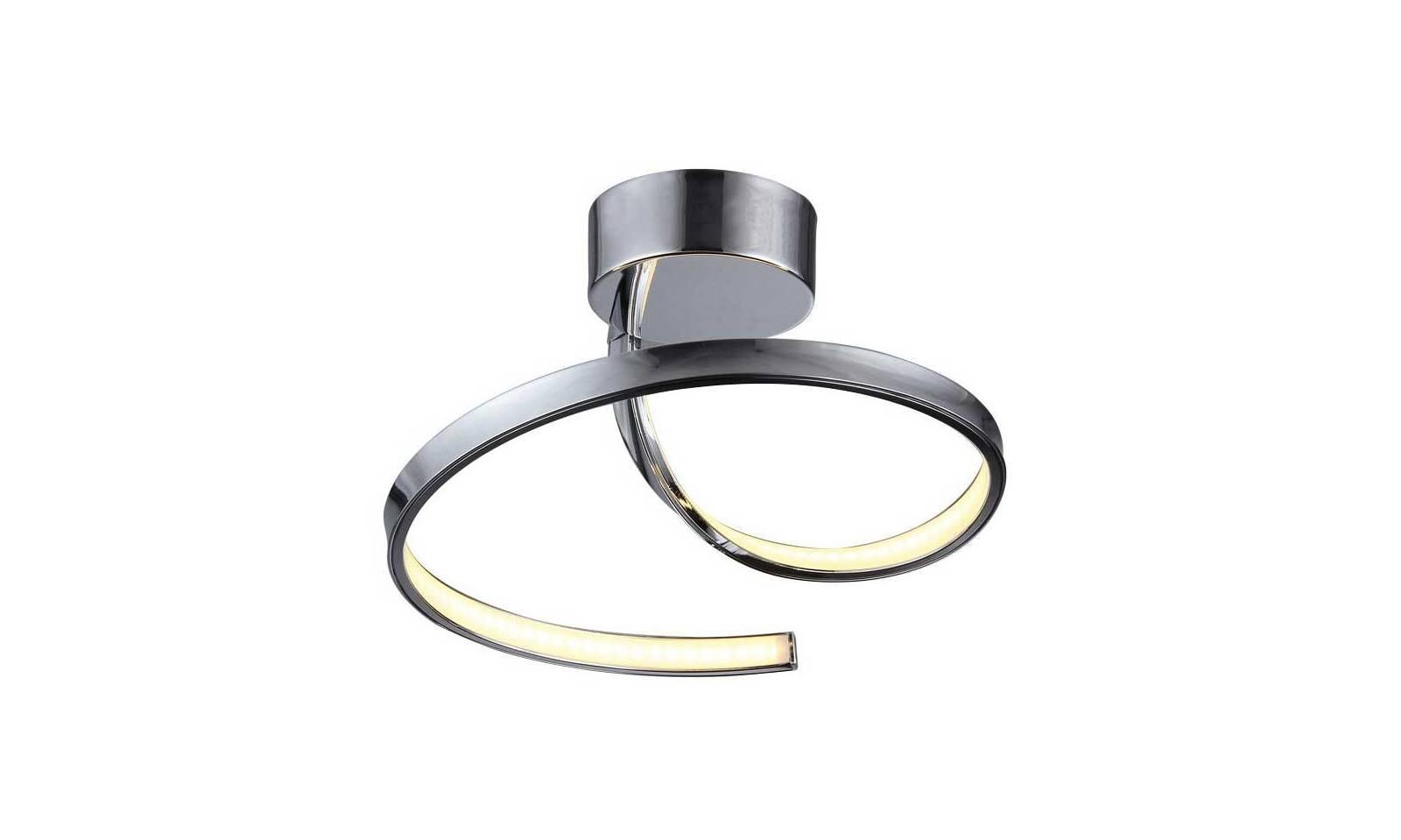 Plafoniera Moderna Led.Led Modern Ceiling Lamp Shine 6