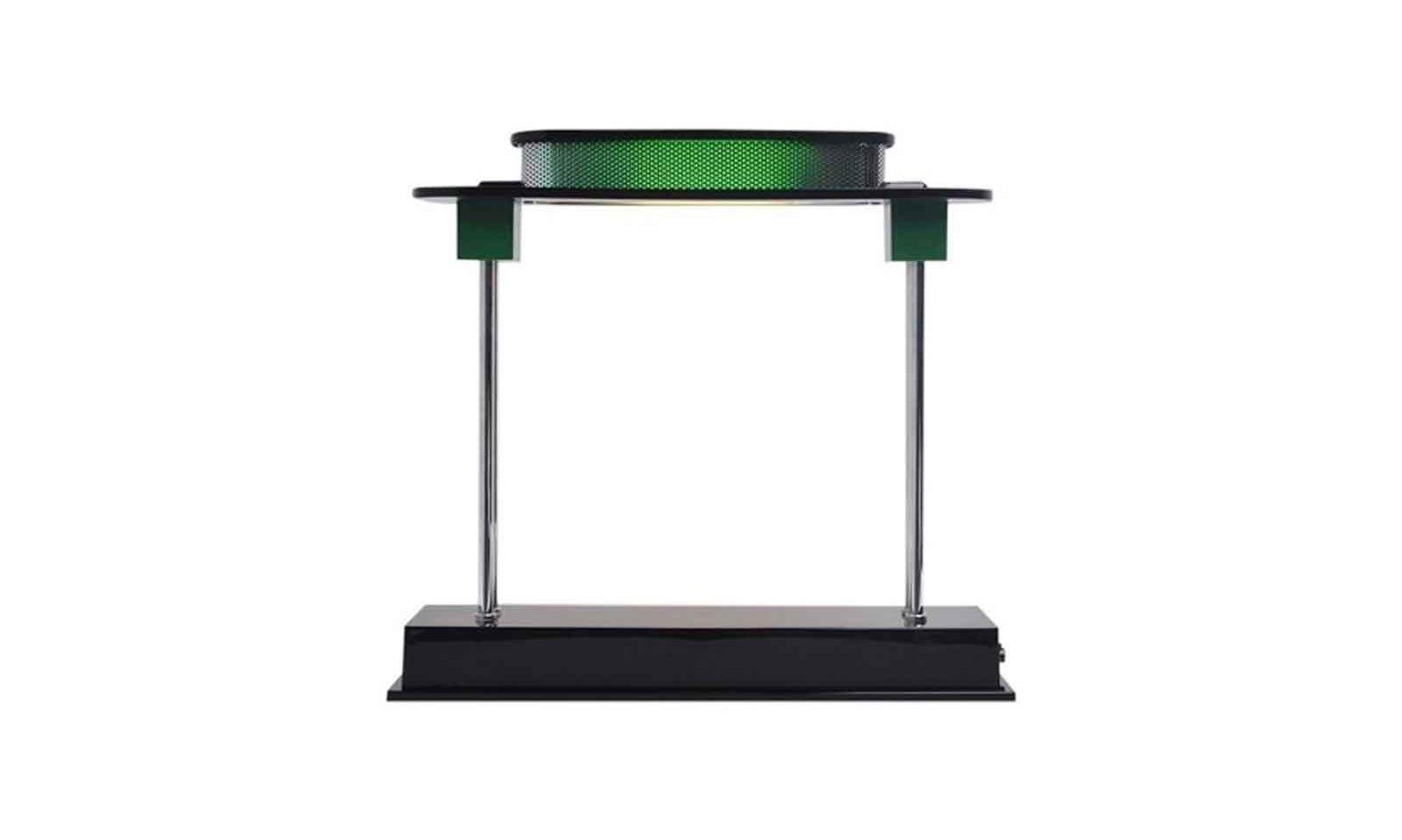 Artemide pausania lampada led di design verde ed alluminio - Lampade da tavolo a led ...