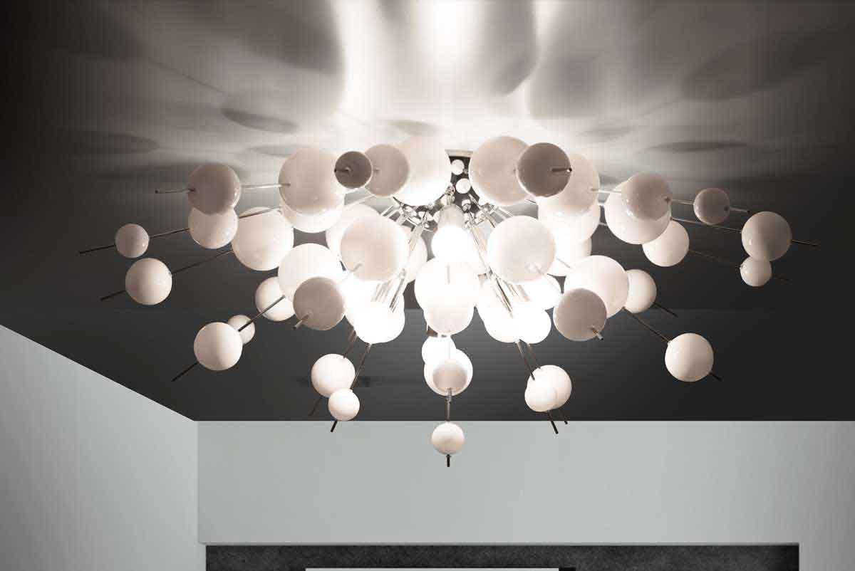 Plafoniera Foscarini : Foscarini dal le luci del design italiano contemporaneo