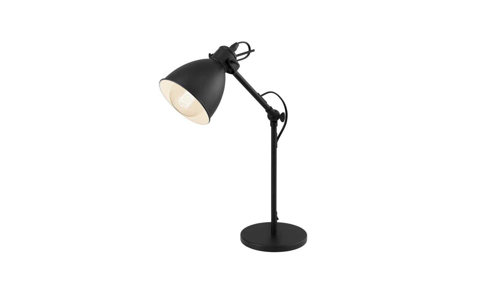 Eglo Lampada Da Tavolo Priddy