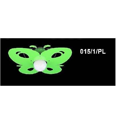 sospensione farfalla 015/1/pl