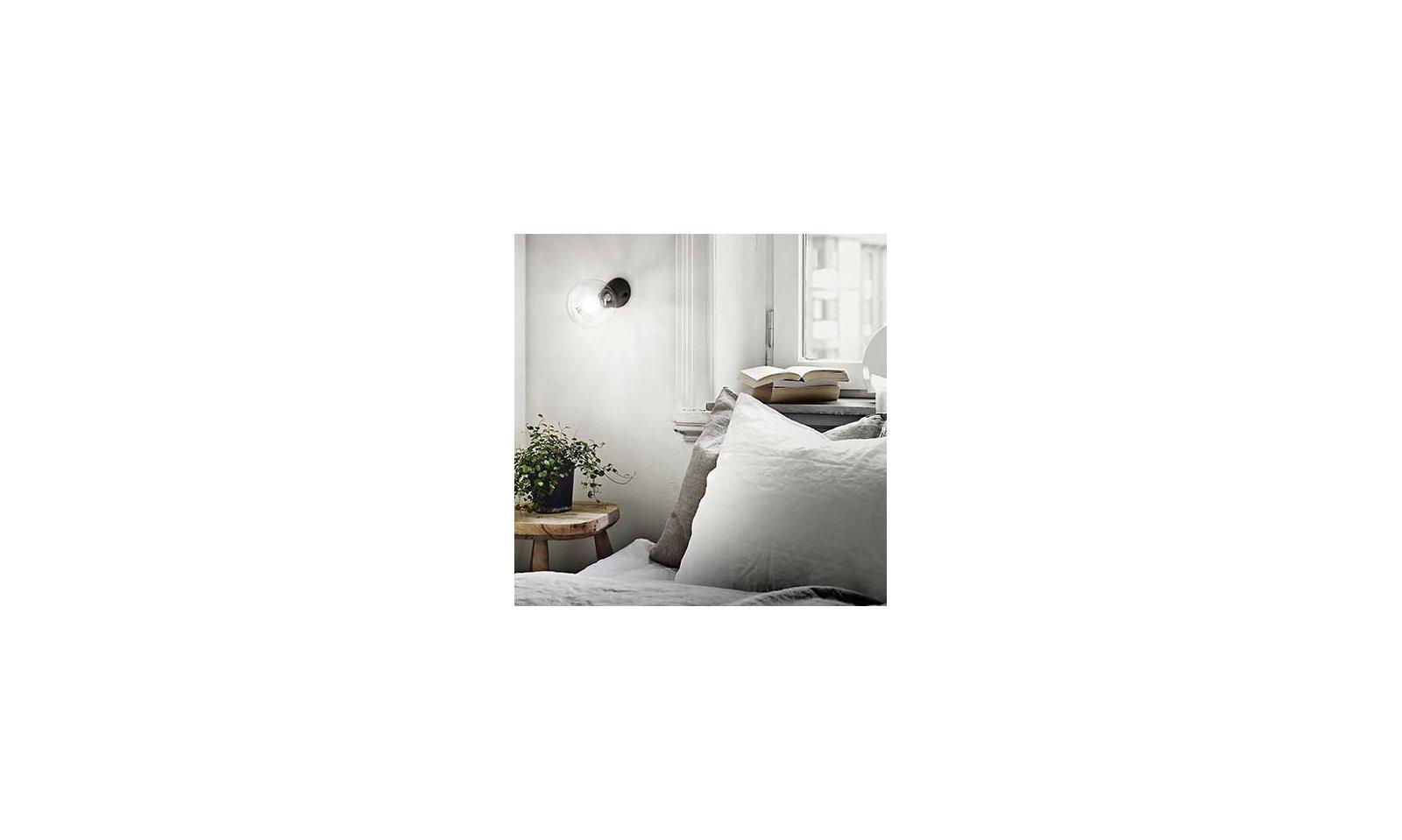 IDEAL LUX WINERY applique moderno in ceramica smaltata