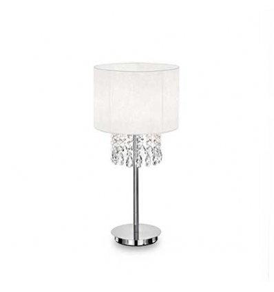 Ideal lux opera lampada da tavolo contemporanea in pvc e - Ideal lux lampade da tavolo ...