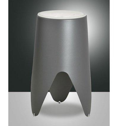 Fabas luce lampada da tavolo falda lampada da tavolo moderna di design for Luce da tavolo