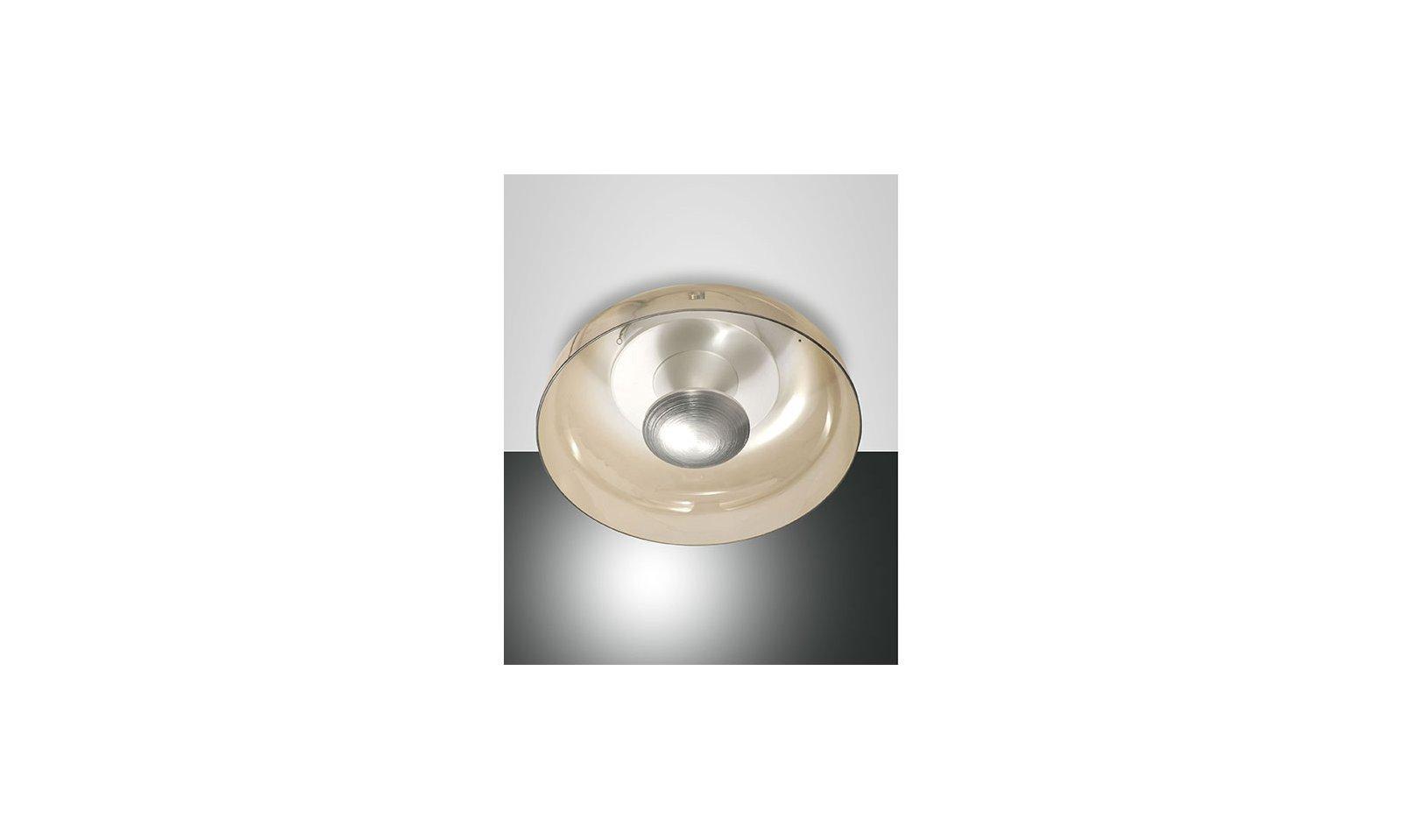 Fabas luce led deckenleuchte vintage deckenleuchte aus metall