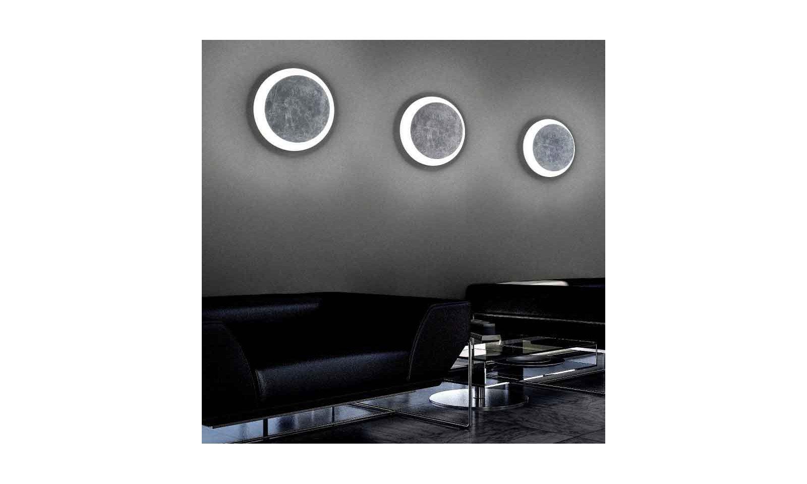 Braga illuminazione applique rotary led lampada da parete led
