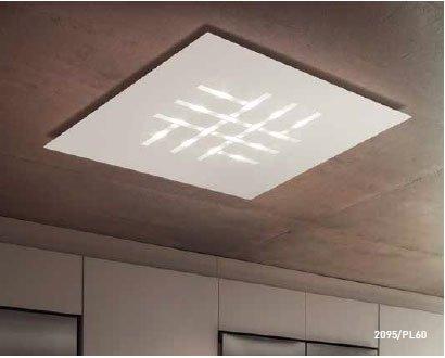 Braga Illuminazione Plafoniera Pattern Led Pl60 Lampada Dimmerabile