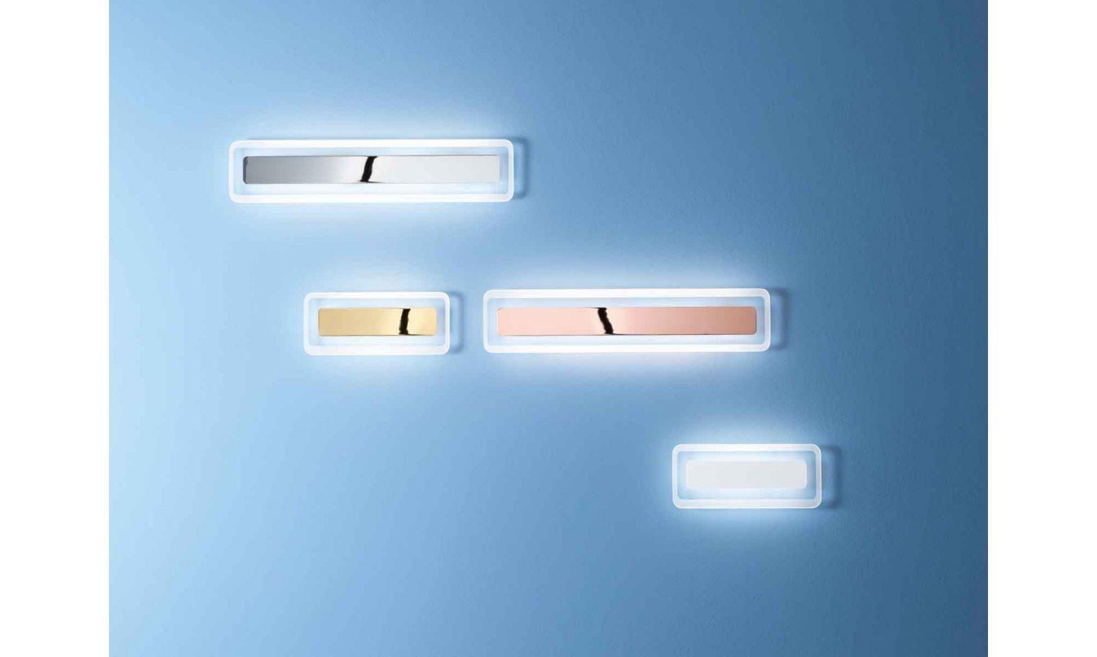 Linea light applique antille led lampada da parete con modulo led