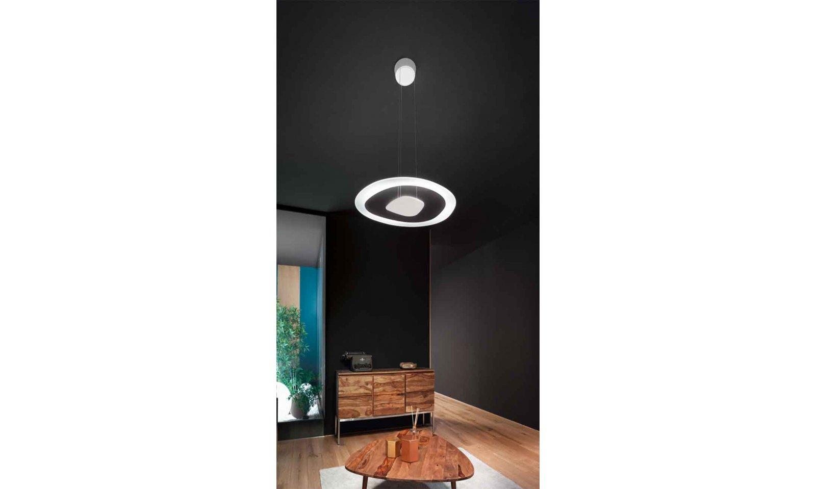 Linea light sospensione antigua led lampada a sospensione led