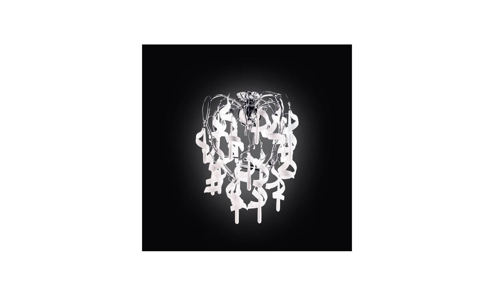 Plafoniere Contemporanee : Plafoniera gioia di contemporanea 8 luci g9