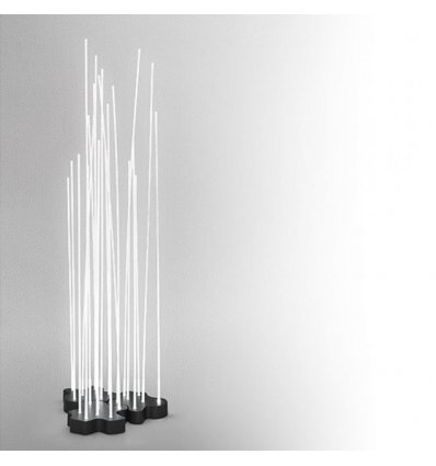 ARTEMIDE FLOOR LAMP REEDS TRIPLO OUTDOOR LED