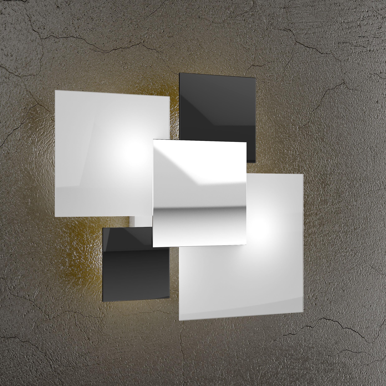 Plafoniere moderne da bagno for Ventilatori da soffitto bricoman