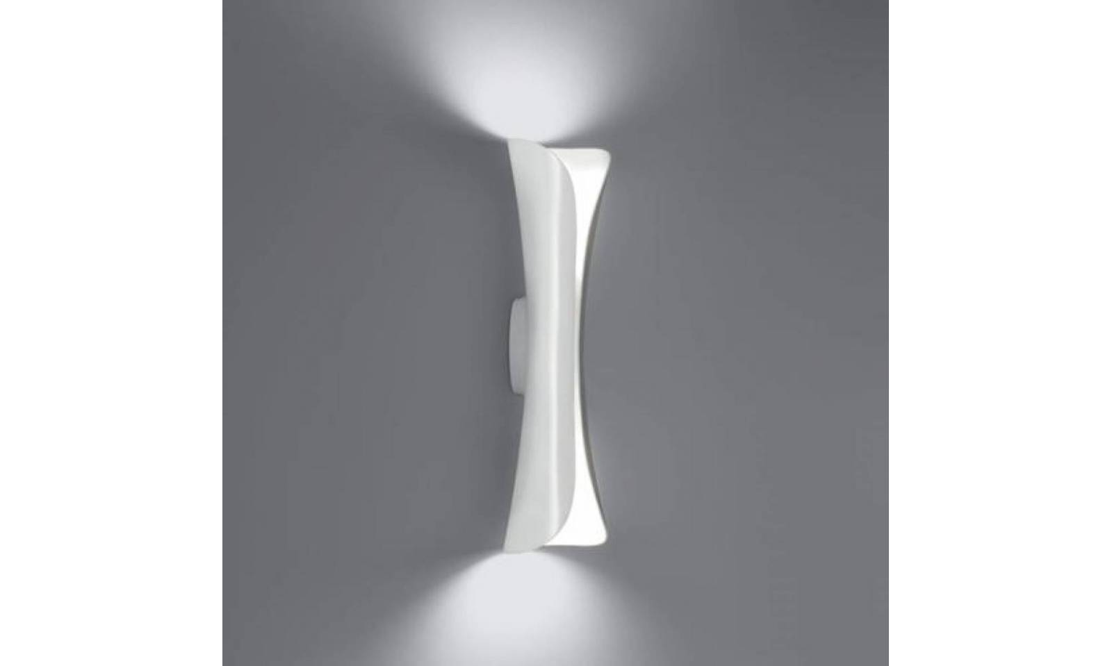 Artemide applique serie cadmo led in vari colori for Artemide luci