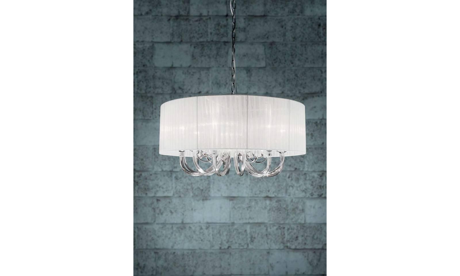 Ciciriello illuminazione con lampade e lampadari   arteluce