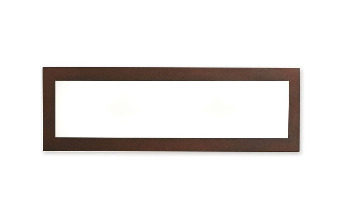 Gibas ceiling or wall lamp rectangular shape victoria led