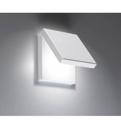 Selene illuminazione applique led serie spy in metallo for Appliques exterieures led