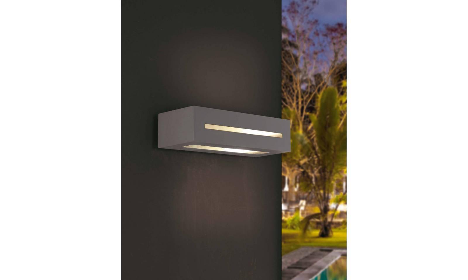 Applique da esterno giardino qoo10 energia solare led for Applique da esterno leroy merlin