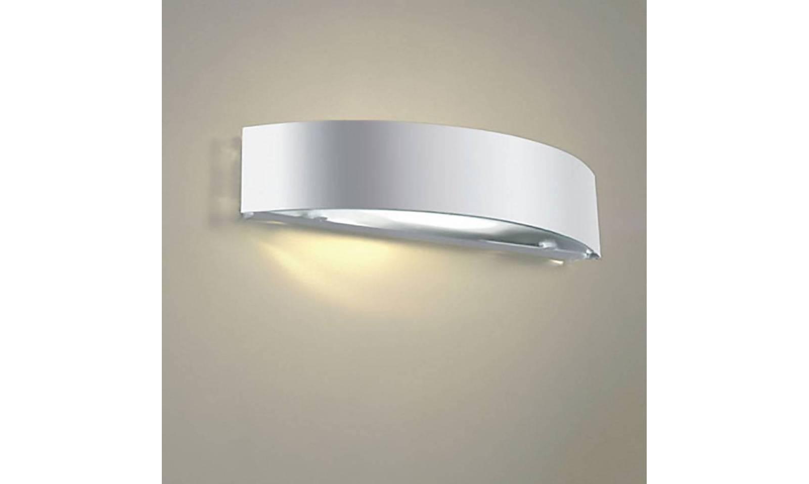 Sikrea illuminazione applique moderno led in metallo serie unica