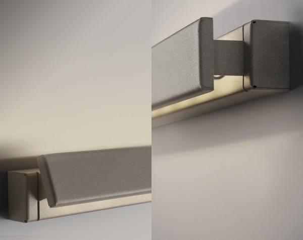 Cattaneo illuminazione applique di design serie riga