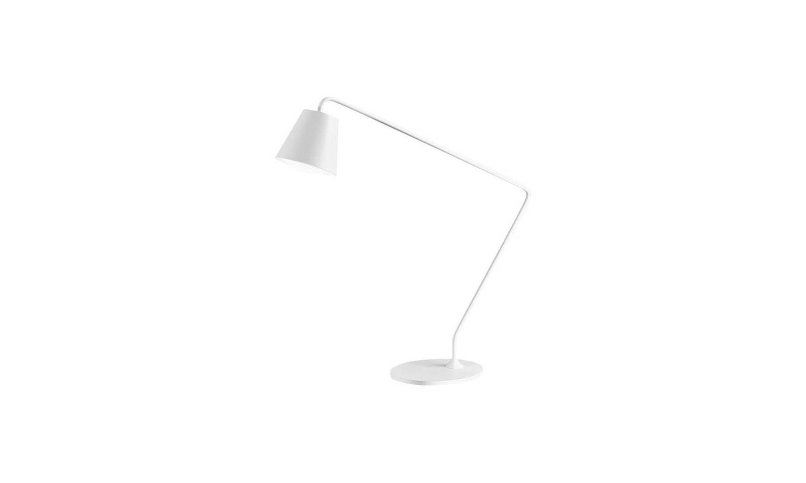 Linea light modern table lamp conus l27cm led amp for Table lamp 27 cm