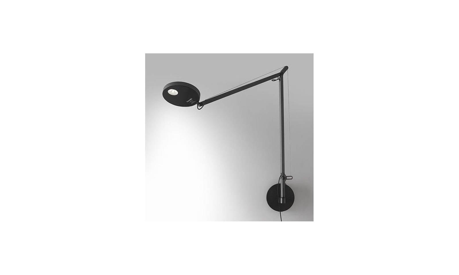 Artemide lampada da parete led in alluminio serie demetra - Lampada parete artemide ...